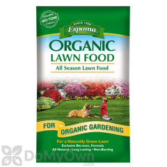 Espoma Organic All Season Lawn Food