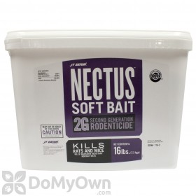 J.T. Eaton Nectus 2G Second Generation Rodenticide (716-S)