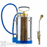Airofog Pro 1 Gallon Stainless Steel Sprayer with 9 in. Wand and 4 Way Tip (501-504-081)