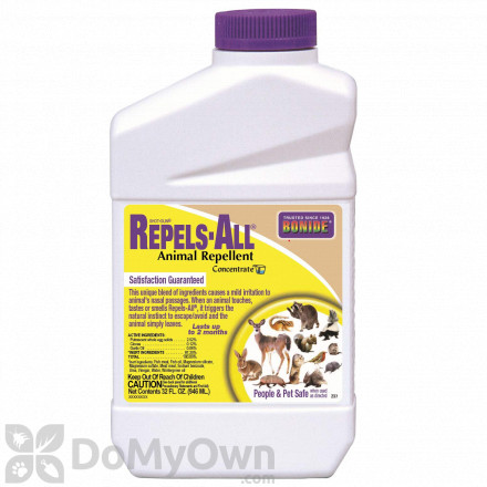 Repels-All Liquid Concentrate