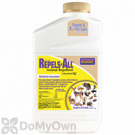 Repels-All Liquid Concentrate