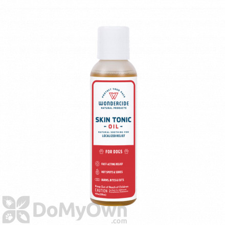 Wondercide Skin Tonic Oil with Neem Oil