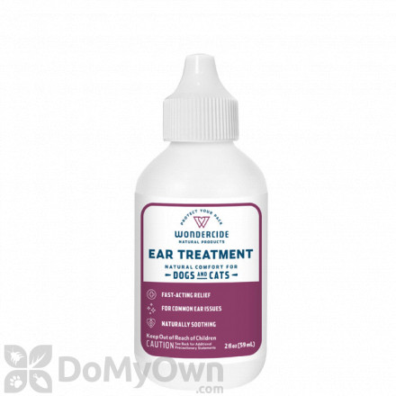 Wondercide All Ears Natural Ear Treatment