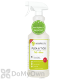 Wondercide Flea & Tick Control Pets & Home - Lemongrass Quart