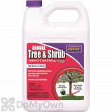 Annual Tree & Shrub Insect Control Concentrate Gallon