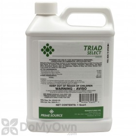 Triad Select Herbicide