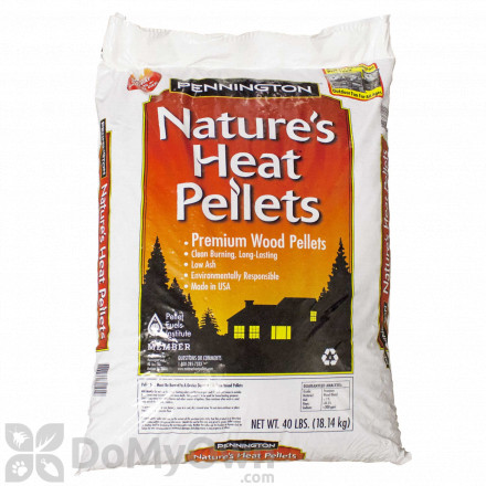 Pennington Natures Heat Premium Wood Pellets
