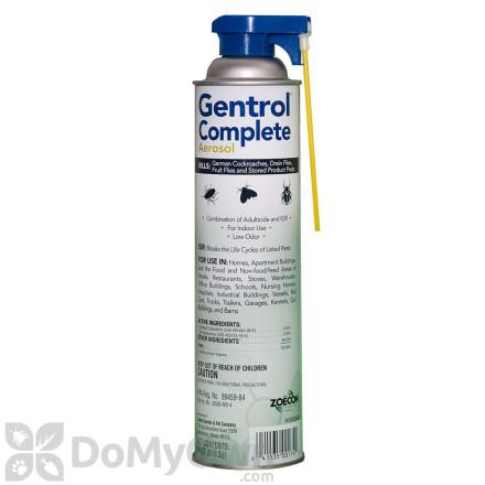 Gentrol Complete Aerosol