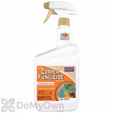 Copper Fungicide Ready-To-Use