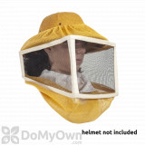 Round Bee Veil with Drawstring