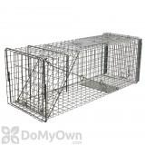 Tomahawk Deluxe Cat Rabbit Animal Trap Rear Sliding Door Model 606