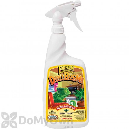 FoxFarm Don't Bug Me Home and Garden Insect Spray RTU