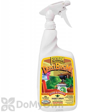 FoxFarm Don\'t Bug Me Home and Garden Insect Spray RTU