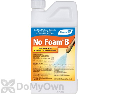 Monterey No Foam B An-Ionic Non-Ionic Surfactant