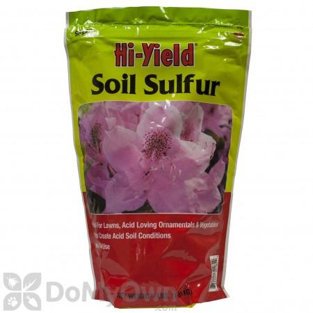 Hi-Yield Soil Sulfur