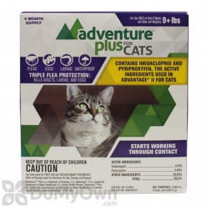 Adventure Plus for Cats (9+ lbs)