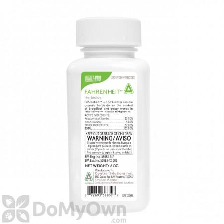 Fahrenheit Herbicide