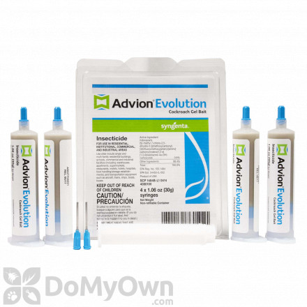 Advion Evolution Cockroach Gel Bait