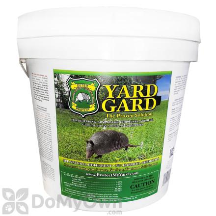 Yard Gard Armadillo Repellent 20 lb pail