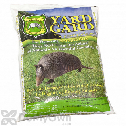 Yard Gard Armadillo Repellent 20 lb bag