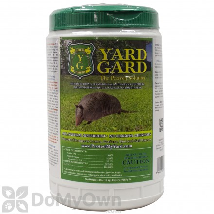 Yard Gard Armadillo Deterrent