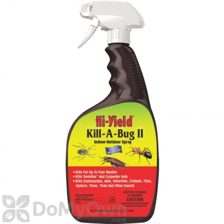 Hi-Yield Kill-A-Bug II Indoor Outdoor Spray RTU