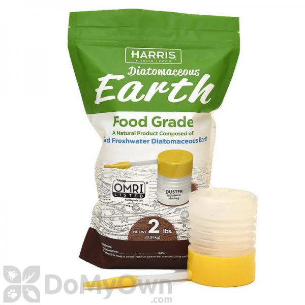 Harris Food Grade Diatomaceous Earth