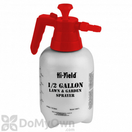 Hi-Yield 1/2 Gallon Lawn & Garden Sprayer