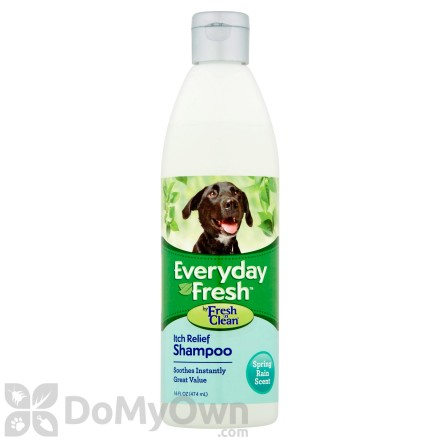 Everyday Fresh Itch Relief Shampoo - Spring Rain Scent