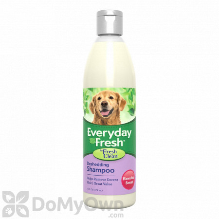 Everyday Fresh Deshedding Shampoo - Hawaiian Scent