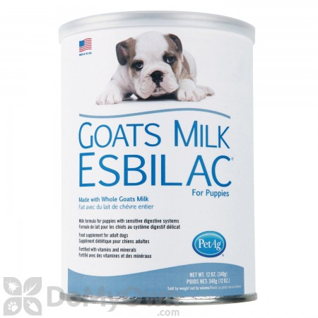 Goats Milk ESBILAC Powder for Puppies