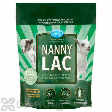 Nanny-Lac Goat Milk Replacer Powder