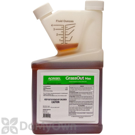 Grass Out Max (Clethodim Herbicide)