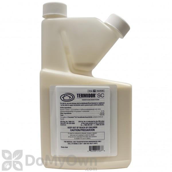 Termidor Sc Termidor Termite Treatment Spray Fast Free Shipping Domyown Com