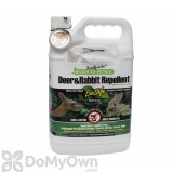 Liquid Fence Deer Rabbit Repellent RTU - CASE (4 Gallons)
