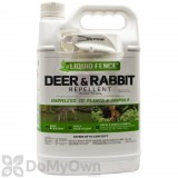 Liquid Fence Deer Rabbit Repellent RTU Gallon