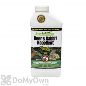Liquid Fence Deer Rabbit Repellent Concentrate 113 - CASE (6 x 40 oz.)