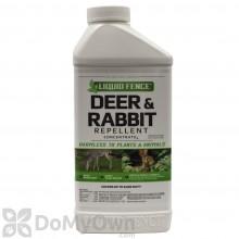 Liquid Fence Deer Rabbit Repellent Concentrate 113