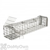 Tomahawk One Way Excluder with Rear Door Model E30D (Small Rodents)