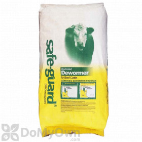 Safe-Guard Dewormer Cattle Pellets