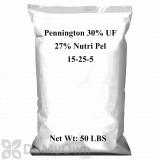 Pennington 30% UF 27% Nutri-Pel 15 - 25 - 5 Fertilizer