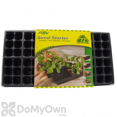 Ferry Morse Jiffy Seed Starter Greenhouse 72