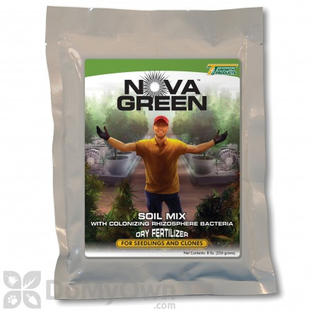 Nova Green Soil Mix 3 - 0 - 3