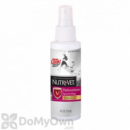 Nutri - Vet Hydrocortisone Spray for Dogs