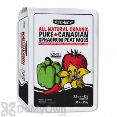 Ferti-Lome Pure Canadian Sphagnum Peat Moss 2.2 cu. ft.