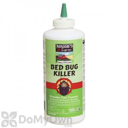 Maggies Farm Bed Bug Killer Dust