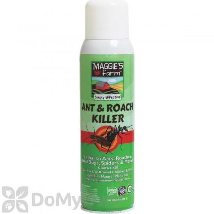 Maggies Farm Ant & Roach Killer