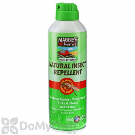 Maggies Farm Natural Insect Repellent