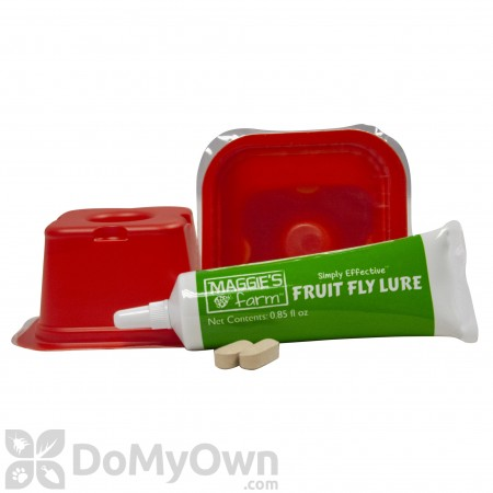 Maggies Farm Fruit Fly Traps