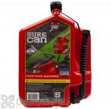 SureCan Gasoline Can - 5 Gallon